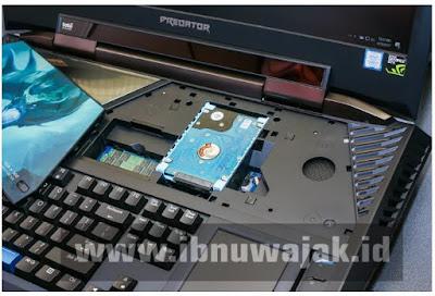 hardware acer predator 21x GX21