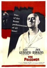"""Carátula del DVD: """"El prisionero"""""""
