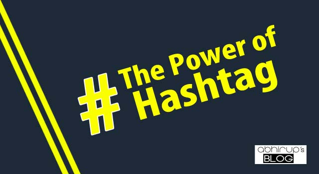 Blog on The Power of Hashtag