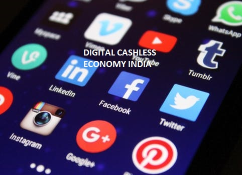 Digital Cashless Economy