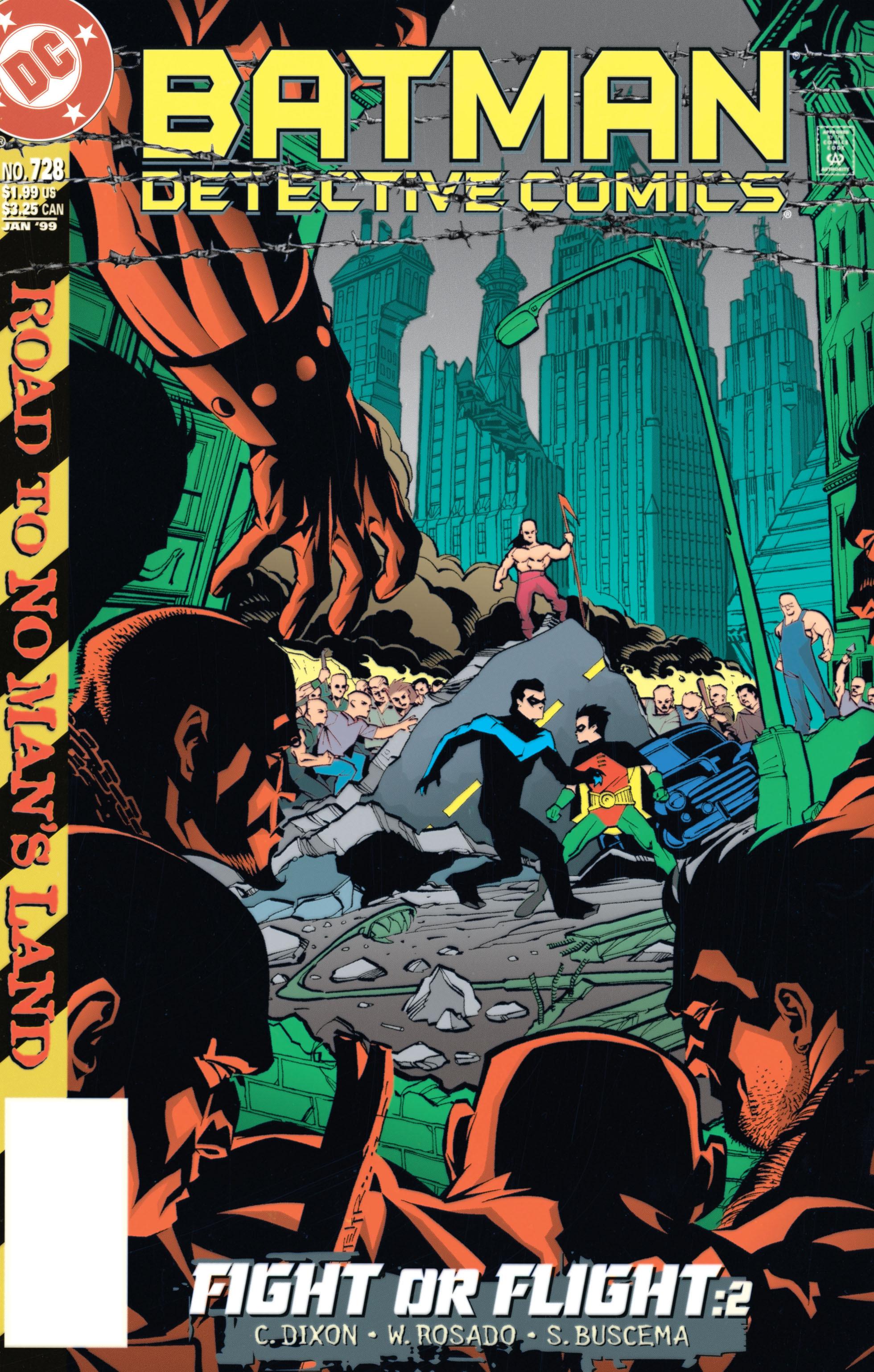 Detective Comics (1937) 728 Page 1