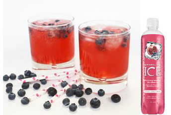 Pomegranate Blueberry Cocktail Recipe