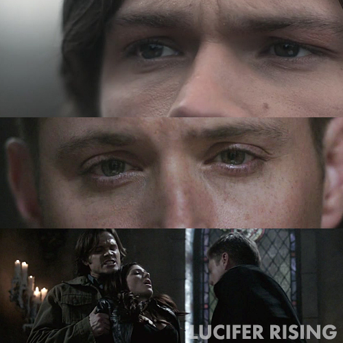 Supernatural 4x22 - Lucifer Rising