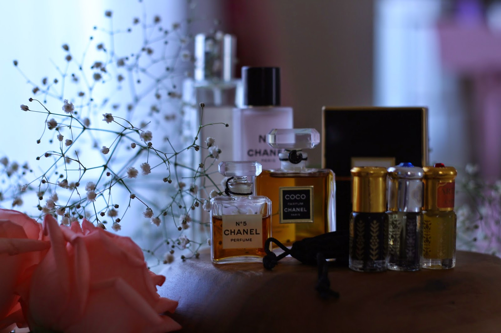 d0bdad217 Wold Of M Blog : Timeless fragrances .. . my special treasure ...