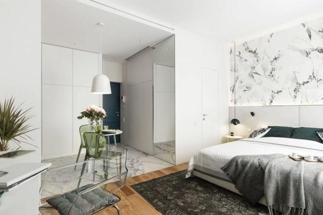 Chỉ 27m2 nhưng chủ nhà đã biến căn hộ của mình không thua kém chung cư cao cấp 1