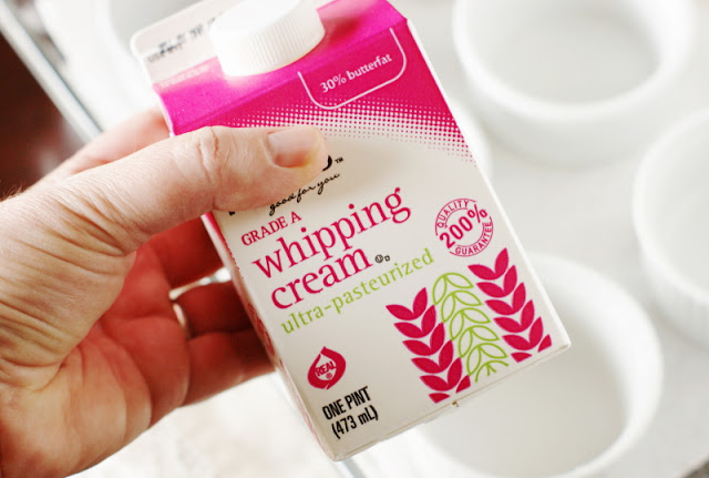 REAL Whipping Cream