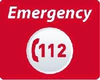 الإتصال بالطوارئ 112
