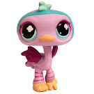 Littlest Pet Shop Gift Set Ostrich (#772) Pet