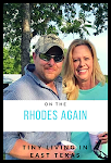 On The Rhodes Again - Tiny House Living - Ebay and Poshmark Sellers