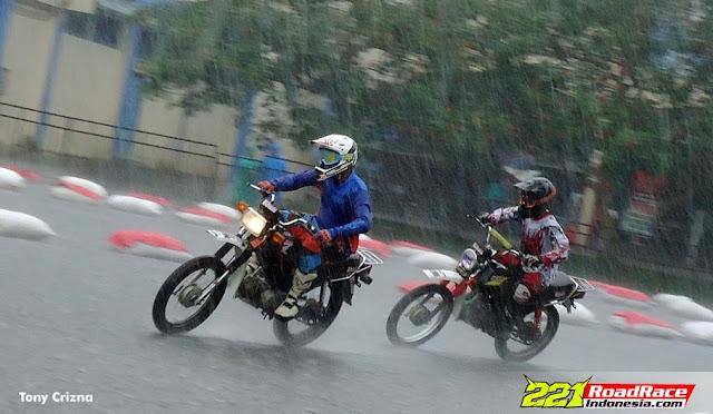 Motor CAMAT ini Berpotensi Ramaikan Road Race, Di Malang Sukses Jaring 15 Peserta