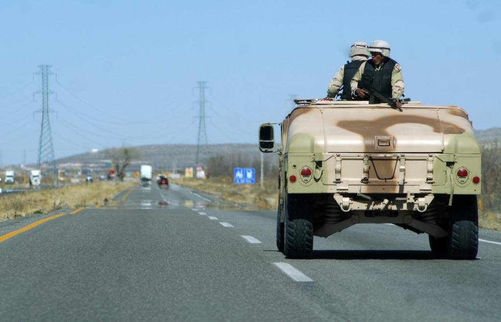 Ejecutan a 4 hombres en la carretera Chihuahua-Ciudad Juárez