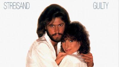 Imagen Barbra Streisand y Barry Gibb