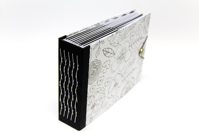 DIY Bookbinding Idea