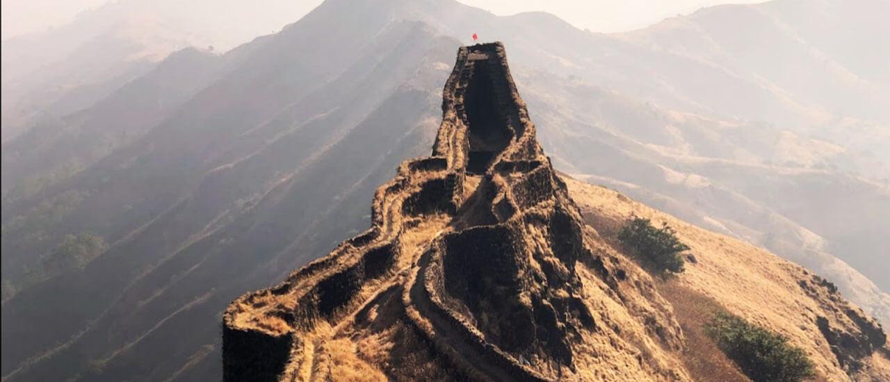 तोरणा किल्ला - Torna Fort