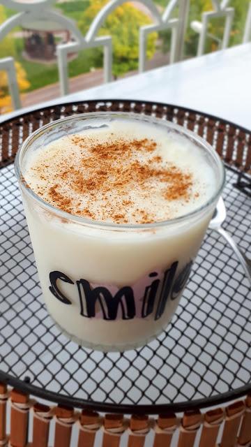 bergamot aromalı sütlaç