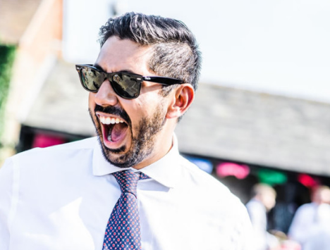 6 Stages Of The Groom Before The Big Day