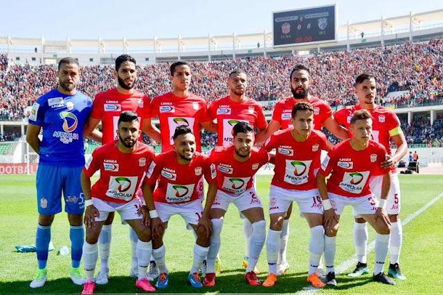 موعد مباراة حسنية اكادير واوثو دويو في الكونفدرالية الافريقية 3-3-2019