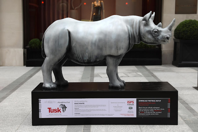 FOREVERMARK PARTNERS WITH TUSK TO SUPPORT THE TUSK RHINO TRAIL