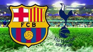 مشاهده مباراة برشلونة وتوتنهام هوتسبير بث مباشر