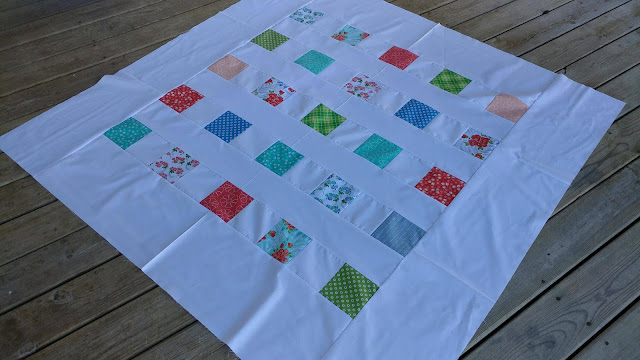 Pay It Forward Quilt
