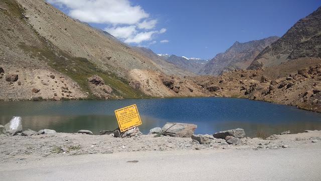Leh Ladakh Bike Trip, Deepak Taal