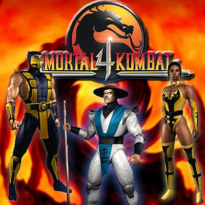 rồng đen MK4 - Tải Game Offline cho PC Mortal Kombat
