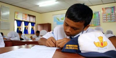Contoh Soal Latihan Ujian Semester 1 (Ganjil) Mata Pelajaran Bahasa Indonesia Kelas 7 (Bag. 1)