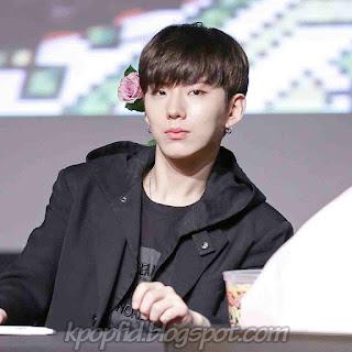 Foto Yoo Kihyun Member Monsta X