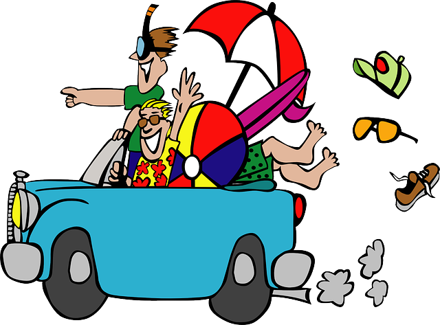 10 Tips to Have a Safe Road Trip (Summer Blog Series) via ProductReviewMom.com