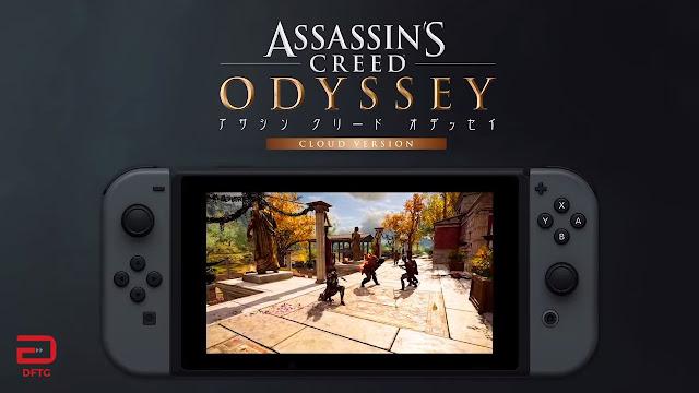 كيف تعمل لعبة Assassin's Creed Odyssey على جهاز Nintendo Switch ؟ إليكم الفيديو من هنا و صدمة كبيرة !