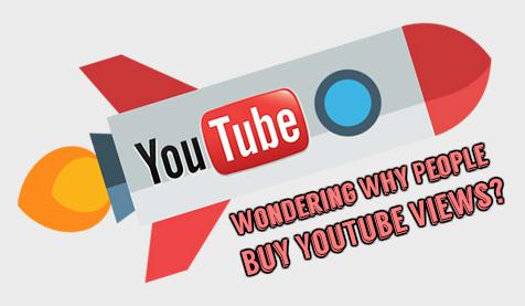 Wondering Why People Buy YouTube Views?