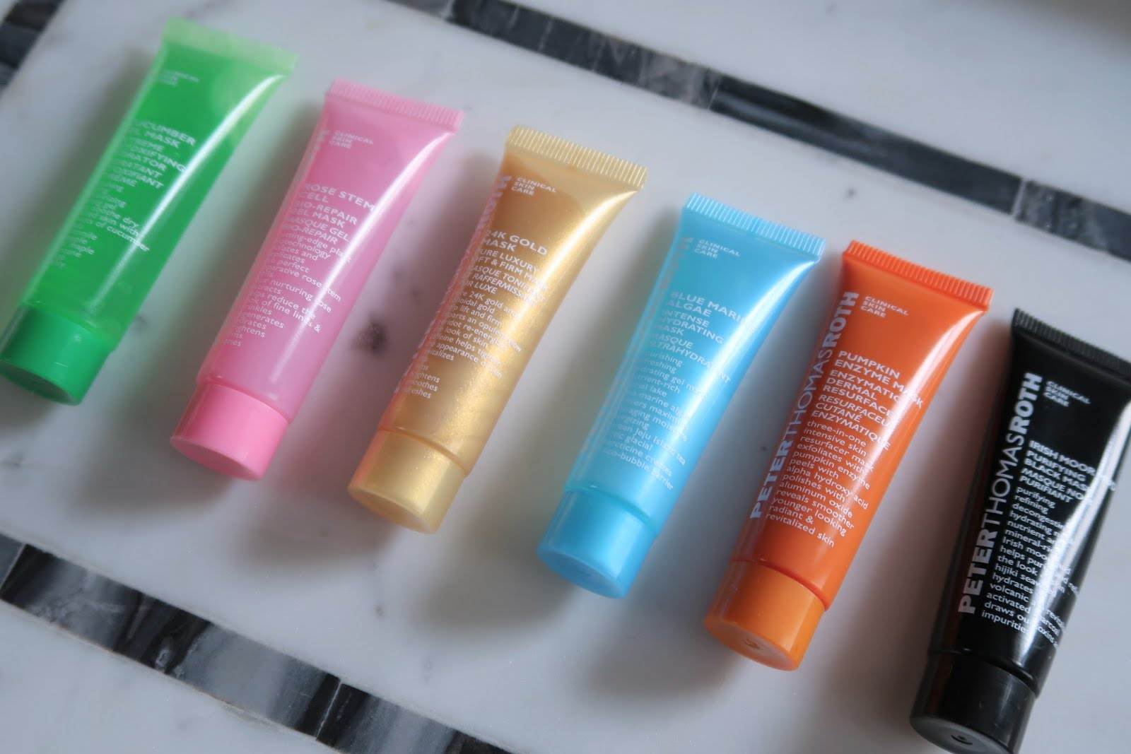 peter thomas roth mask set kit