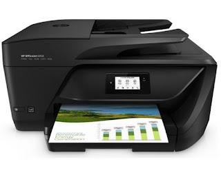 quality shade that tin help yous stick out HP OfficeJet 6950 Drivers Download, Review And Price