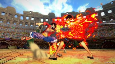 One Piece Burning Blood, análisis de videojuegos