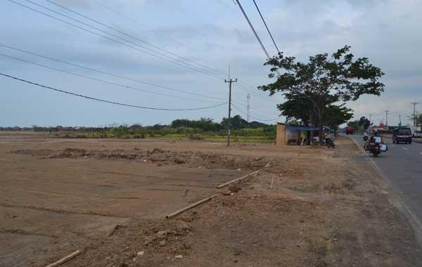 proyek pembangunan di kabupaten cirebon menjamur
