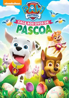 Paw Patrol: Caça aos Ovos de Páscoa - DVDRip Dublado