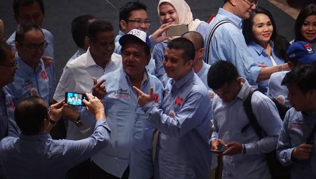 Benteng Prabowo: Erwin Aksa Ancaman Bagi Jokowi