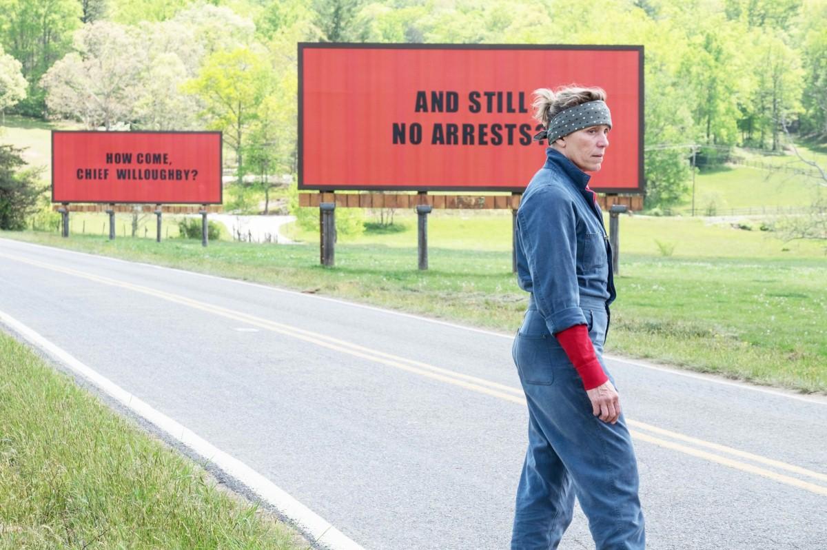 trzy billboardy recenzja