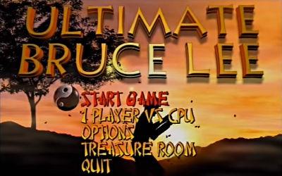 Ultimate Bruce Lee - Jeu d'Action / Plateforme sur PC