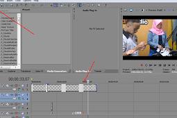 8.Langkah Cara membuat Blackbar agar video jadi menarik