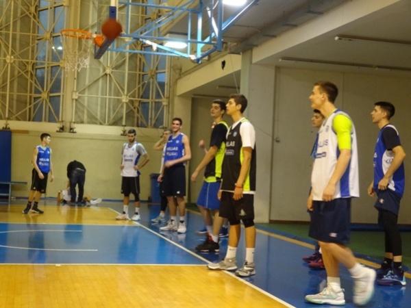 EOK | Εθνική Εφήβων: Φιλικό με τον Ίκαρο Ν. Σμύρνης. Ποιοί αθλητές καλούνται να δώσουν το «παρών»