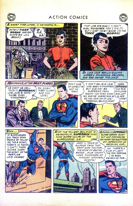 Action Comics (1938) 195 Page 10