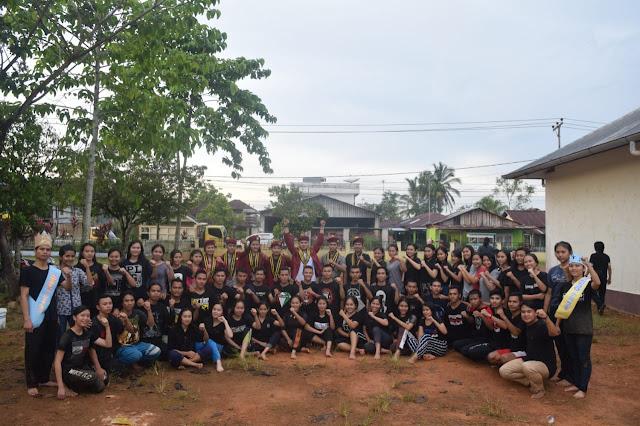 100% Katolik 100% Indonesia, PMKRI Pontianak Laksanakan MPAB