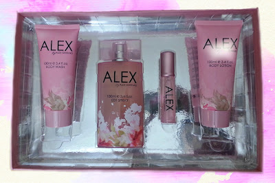 Alex Gerrard Perfume Set