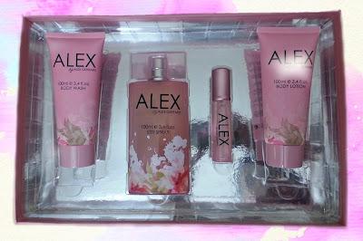 Alex Gerrard Perfume Set