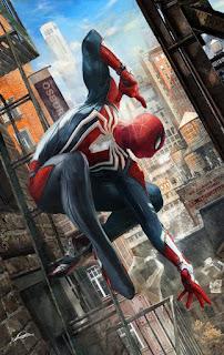 el Spider-man de Insomniac Games