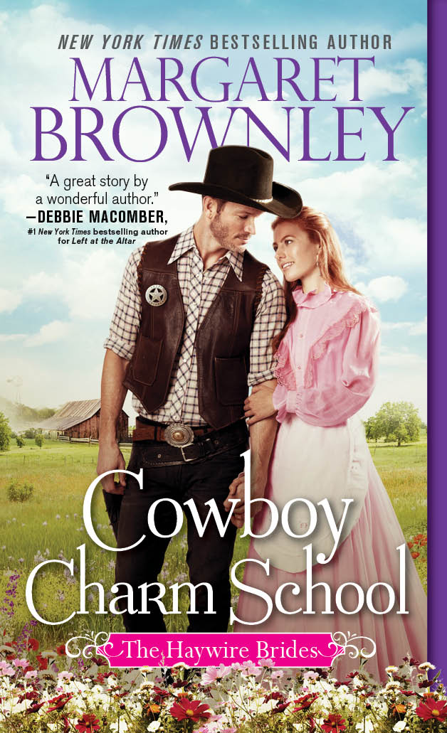 Promo: Cowboy Charm School and Author Interview! - Book Fidelity