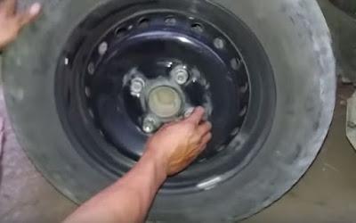 cara mengganti kampas rem mobil