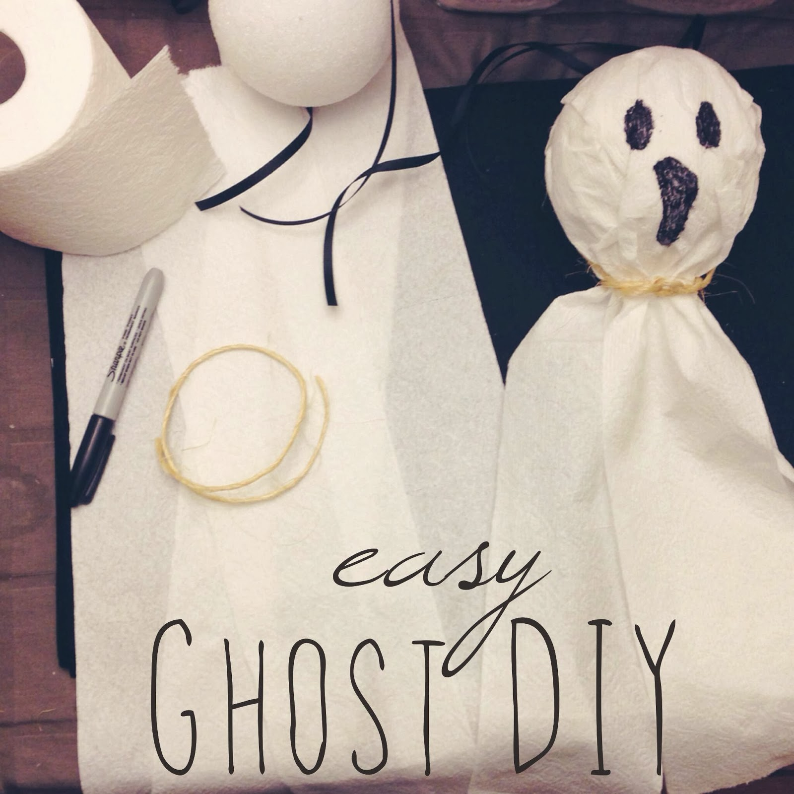 Chasing Davies Easy Diy Halloween Decor For Your Table