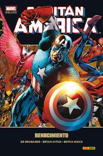 Capitán América 10 - Renacimiento